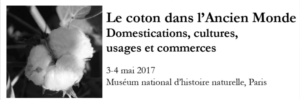 conference cotton Paris 3-4 May 2017